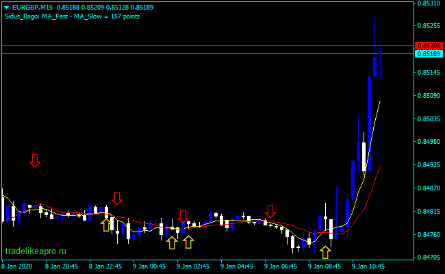 Forex rsi color indicator mt4